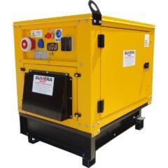 Agregaty prądotwórcze z silnikami Diesel Lombardini