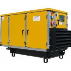 Agregaty prądotwórcze stacjonarne i przewoźne